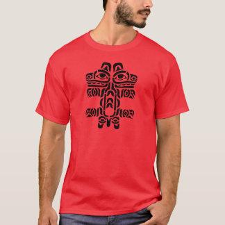 T-shirt Conception indienne Pacifique de nanowatt