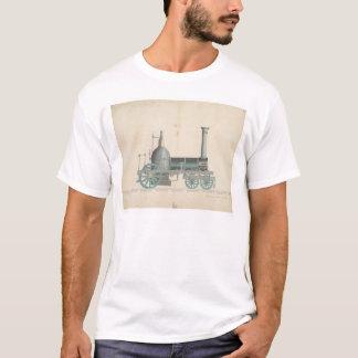 T-shirt Conception locomotive (1344)