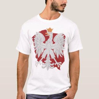 T-shirt Conception polonaise d'Eagle Pologne