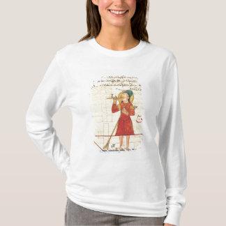 T-shirt Conception pour un automate, de
