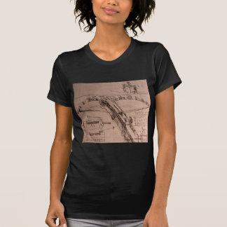 T-shirt Conception pour une énorme arbalète
