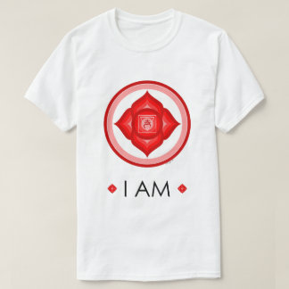T-shirt Conception spirituelle de méditation de yoga de
