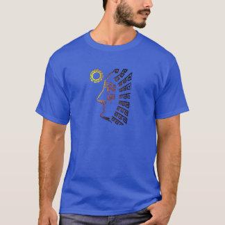 T-shirt Conception stupéfiante de picchu de Machu
