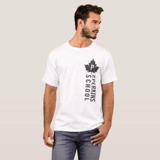 T-shirt Conception verticale de la chemise des hommes