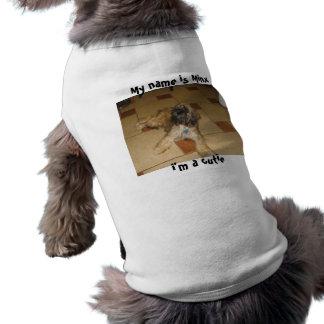 T-shirt Conceptions de chienchien