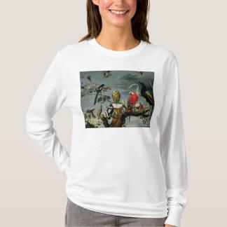 T-shirt Concert des oiseaux