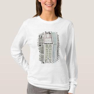 T-shirt Concevez pour joindre le Tuileries au Louvre