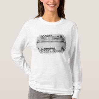 T-shirt Concevez pour la reconstruction de la façade du