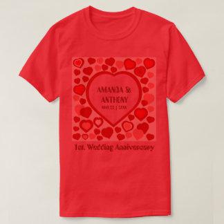 T-shirt Concevez votre propre amour