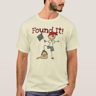 T-shirt Conclusion du trésor