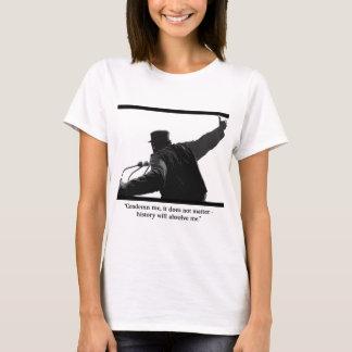 """T-shirt """"Condamnez-moi """""""