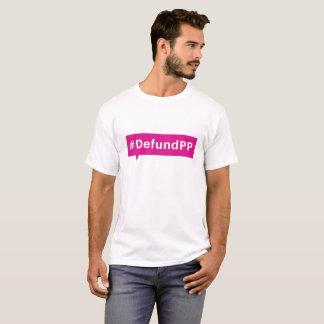 T-shirt Condition parentale prévue de Defund