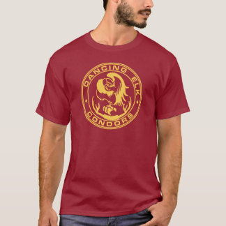 T-shirt condors d'élans de danse