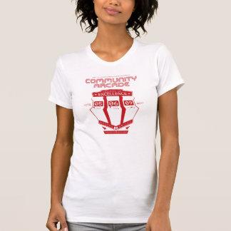 T-shirt Conférence CATS2009/pièce en t des dames