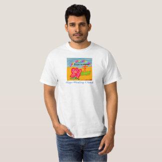 T-shirt Confiance curative d'église d'espoir dans le