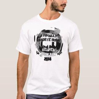 """T-shirt Confiture Atlanta 2014 de neige """"je lui ai enfin"""