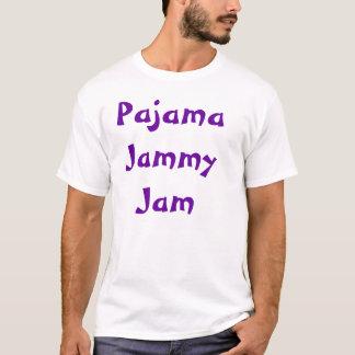 T-shirt Confiture poisseuse de pyjama