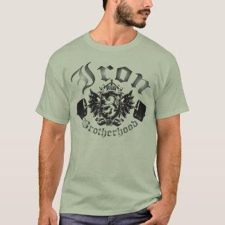 T-shirt Confrérie de fer - chemise d'arc de gradient
