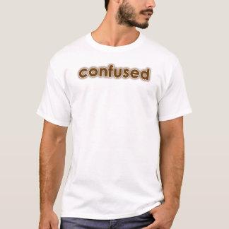 T-shirt confus