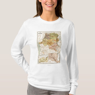 T-shirt CongoPanoramic MapCongo