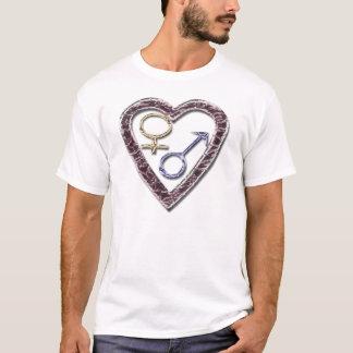 T-shirt Connexion de Mars Vénus