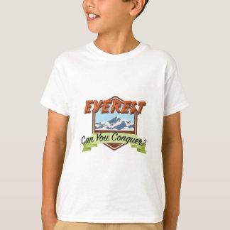 T-shirt Conquérez Everest