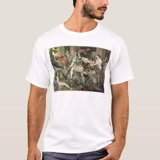 T-shirt Conquête du Mexique
