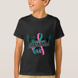 T-shirt Conscience 16 de gène de BRCA