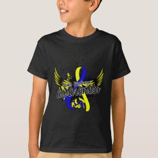 T-shirt Conscience 16 de syndrome de Down