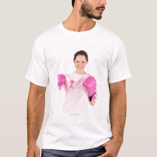 T-shirt Conscience 3 de cancer du sein