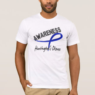 T-shirt Conscience 3 de la maladie de Huntington