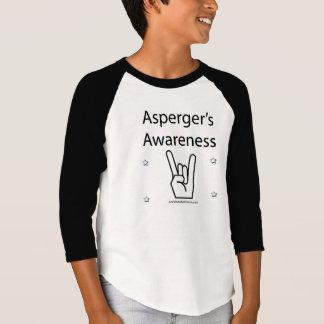 T-shirt Conscience d'Aspergers