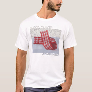 T-shirt Conscience de Cancer de sang
