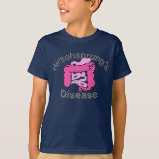 T-shirt Conscience de la maladie de Hirschsprung de