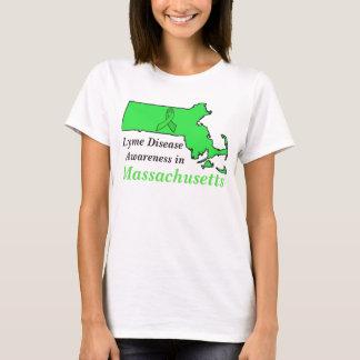 T-shirt Conscience de la maladie de Lyme dans le