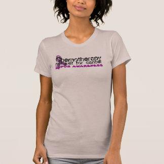T-shirt Conscience de lupus de chimiothérapie