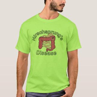 T-shirt Conscience de maladie de Hirschsprung