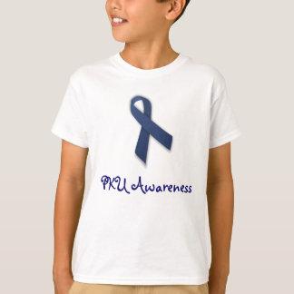 T-shirt Conscience de PKU
