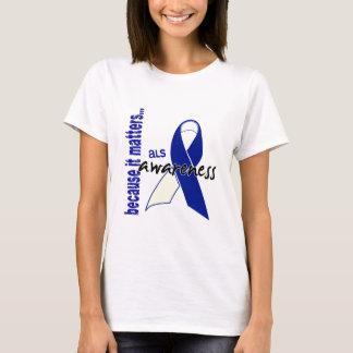 T-shirt Conscience de SAL