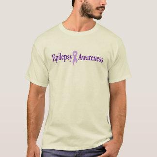 T-shirt conscience d'épilepsie