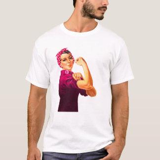 T-shirt Conscience Rosie de Cancer le rivoir