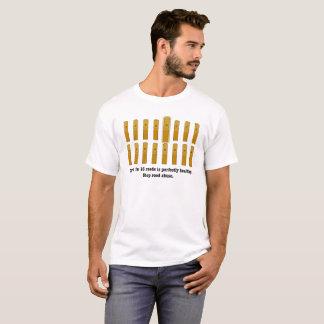 T-shirt Conscience tubulaire