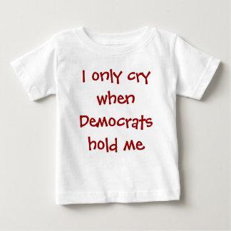 T-shirt conservateur drôle de bébé