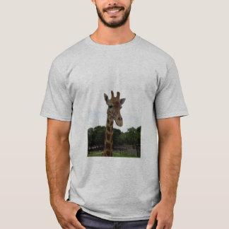 T-shirt conservation de girafe