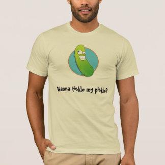 T-shirt Conserves au vinaigre chatouillées