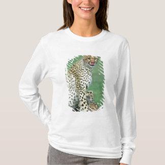 T-shirt Consommation développée de petits animaux de