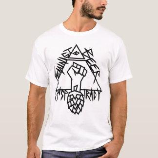 T-shirt Conspiration féministe de bière : tranchants