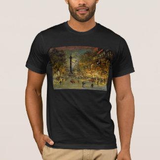 T-shirt Constantin Korovin : Le carré de la bastille,
