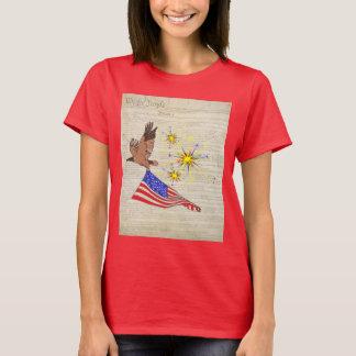 T-shirt Constitution des USA