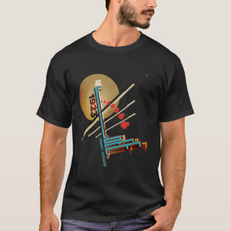 T-shirt Construction de Movimento FLommus 1923